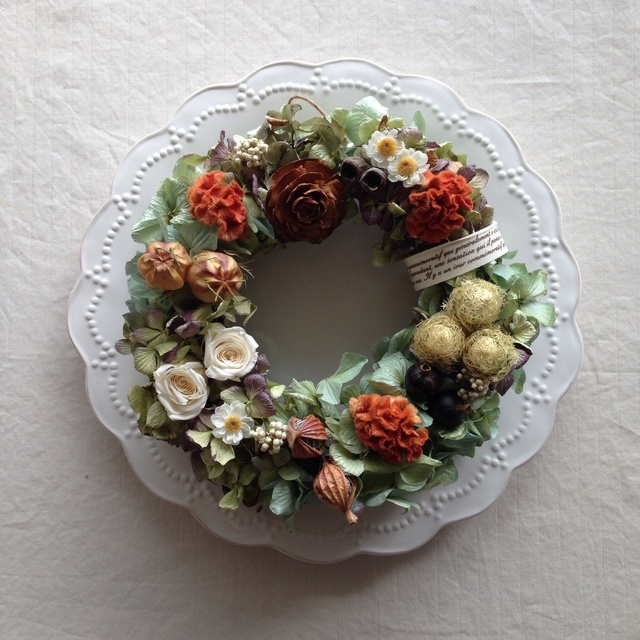 wreath dolce II (リースドルチェ)