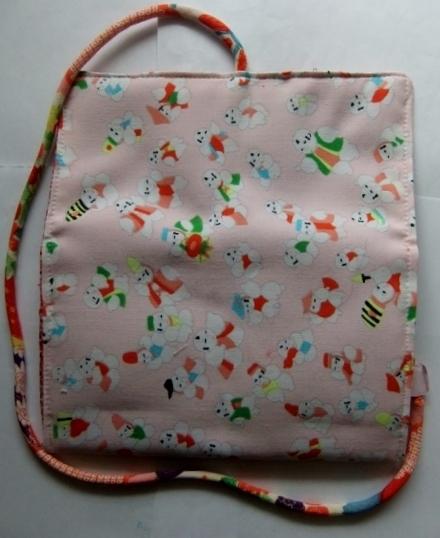 着物リメイク 子供の着物で作った和風財布 1484