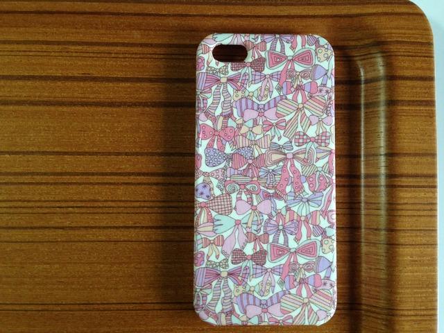iphone5/5s*ジェニーズリボンズ*PK系*リバティ