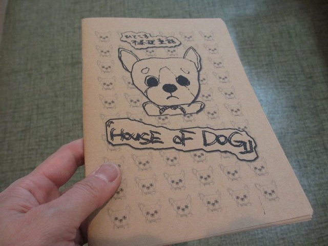 「HOUSE OF DOG」クラフトブック