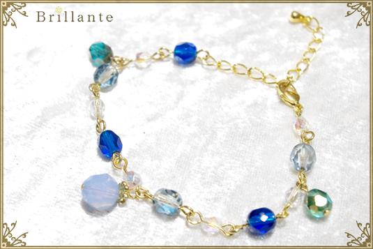 Jusy bracelet (blueberry)