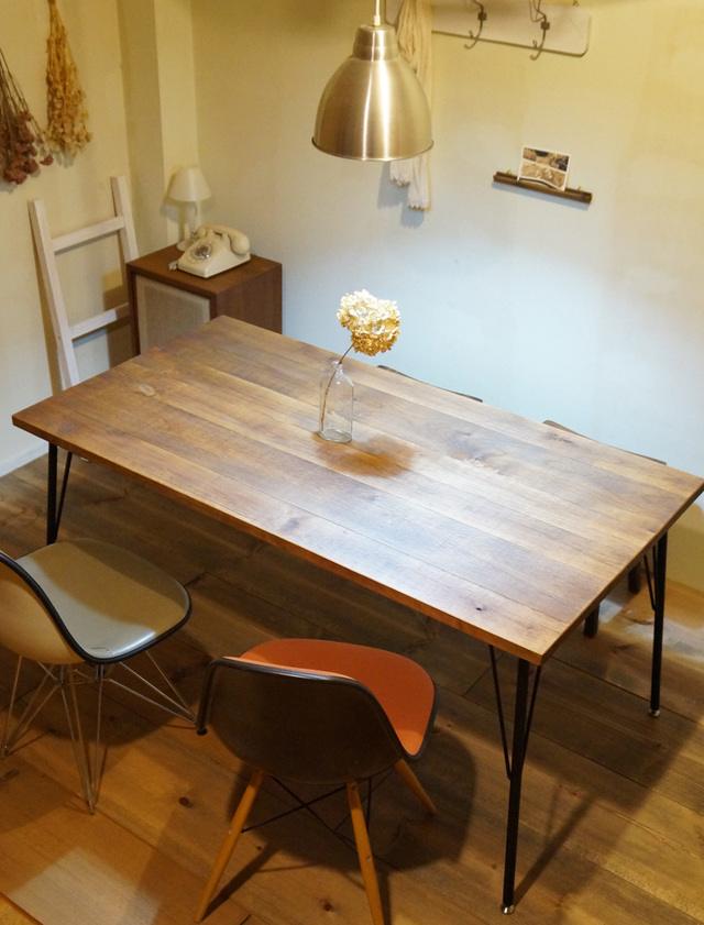 Brooklyn Style table 15*80