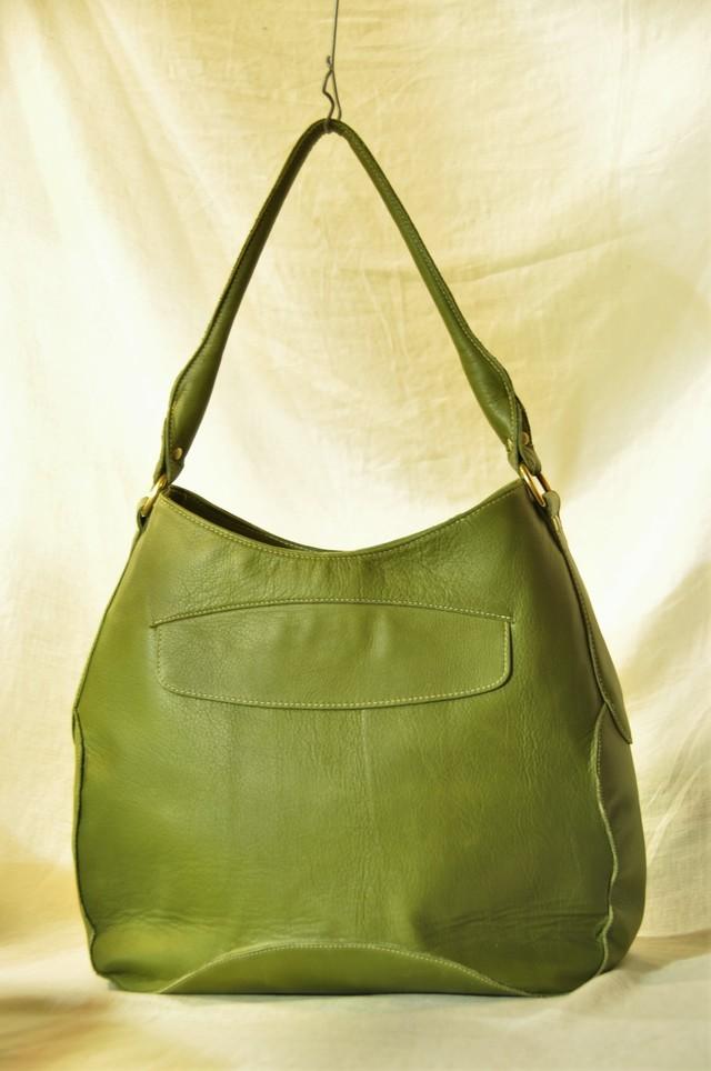 ball bag green