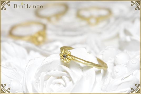petit florence ring (SG-crystal)