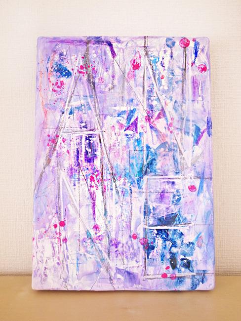 アンと紫水晶[原画]