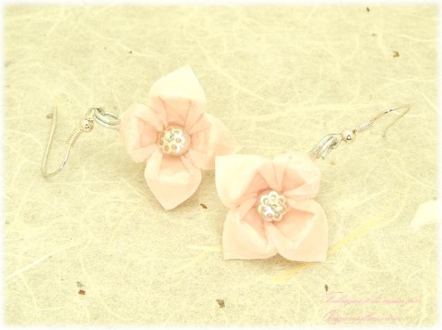 オリガミピアス・桜(Sakura Kouki K3CAr1)