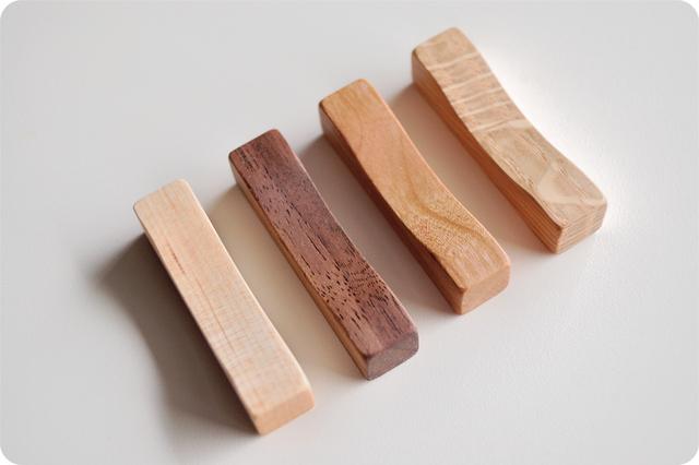 【sさま専用】木で作ったシンプル箸置き...