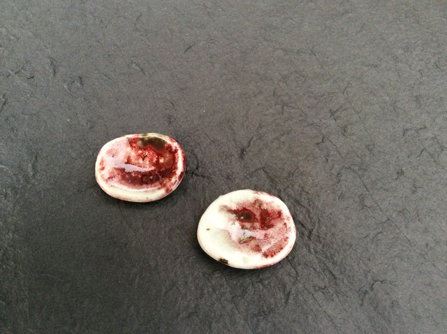 箸置き2個(苺)