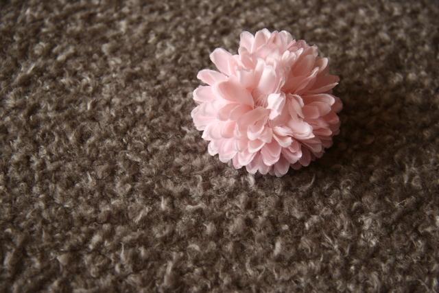 mini corsage / マム:ピンク系4
