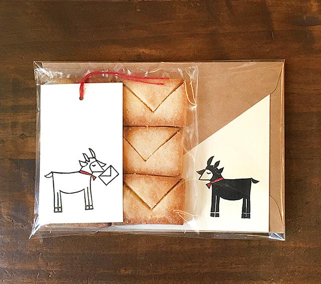 ヤギさん郵便クッキーセット