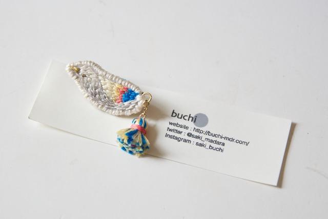 onaga dori brooch【パッション!】