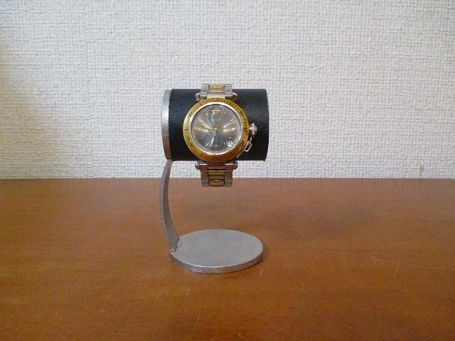 腕時計スタンド かわいい腕時計デスクスタンド ブラック