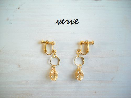himmeli earrings gold