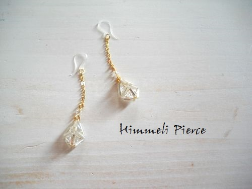himmeli pierce chain Crystal