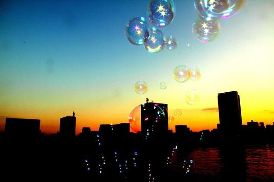 Bubbles Waltz