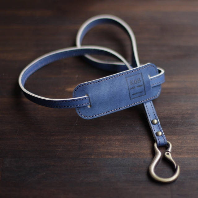 Osanpo Neck Strap / Blue