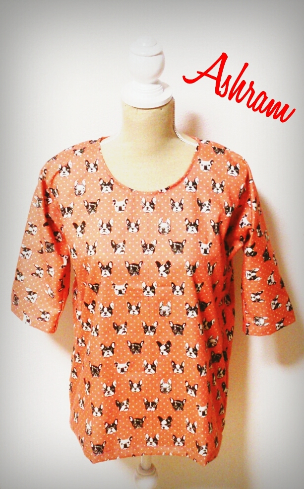 simple*tunic Bulldogs (1点限定)
