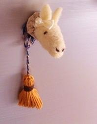 ��ɤ���ϡ����ӥޥ��ͥåȡ�Pretty horse magnet