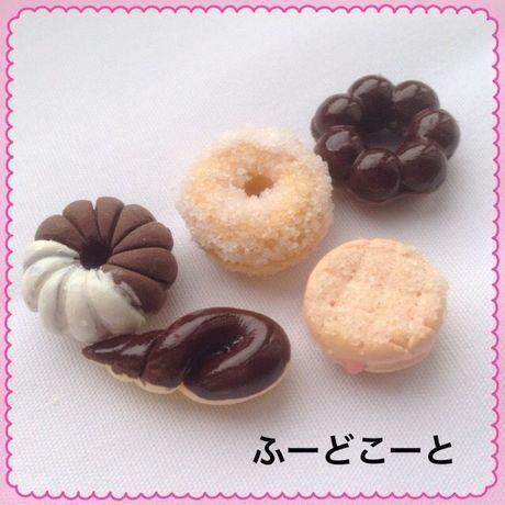 新春セール送料☆彡41 ドーナツおままごとセット
