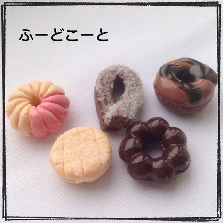 新春セール送料☆彡42 ドーナツおままごとセット