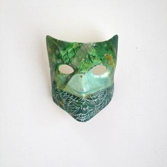 モミの木の精のマスク