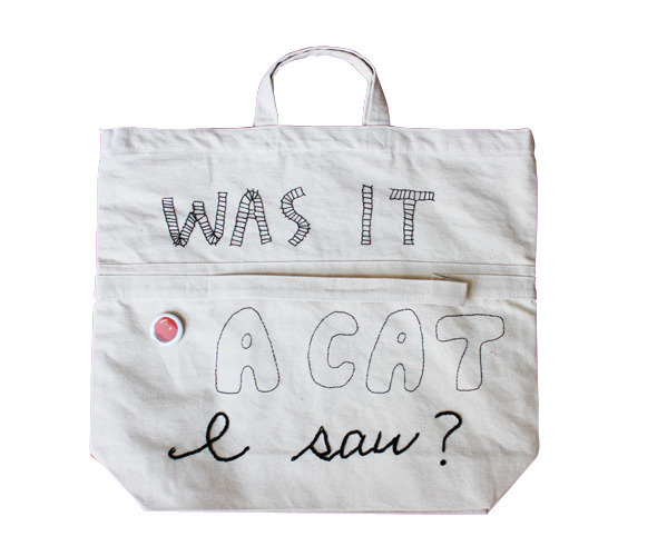 再販 Big 2way bag *りんごバッジ付き