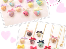 26flavors♡ハートアイスのネックレス✧*