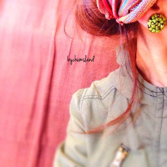 ?vivid   earring