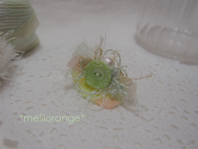 on petals pierce * 花びらピアス GR