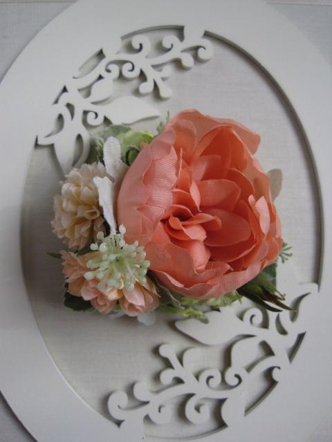 お花のコサージュ(no. 10)