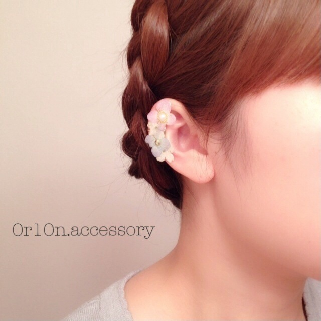 flower Earring.【no/1】