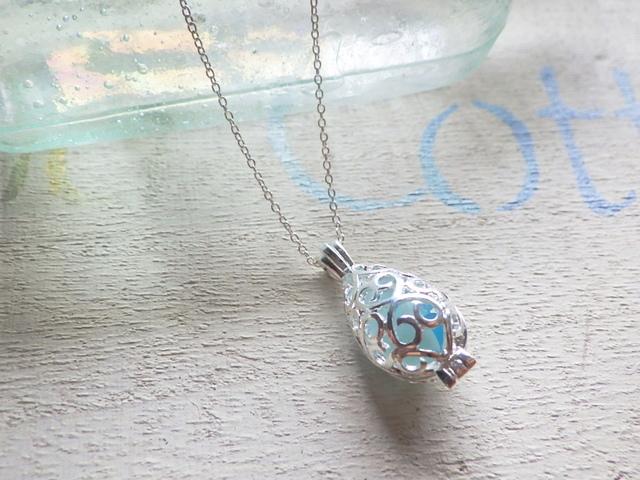 ☆再販☆ Mermaid's tear in Tear Drop <silver 925>