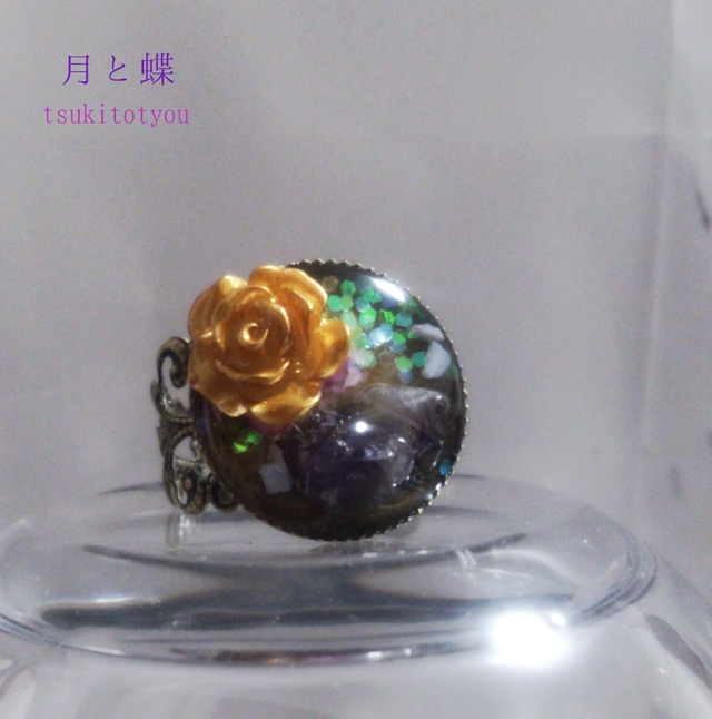 薔薇の指輪