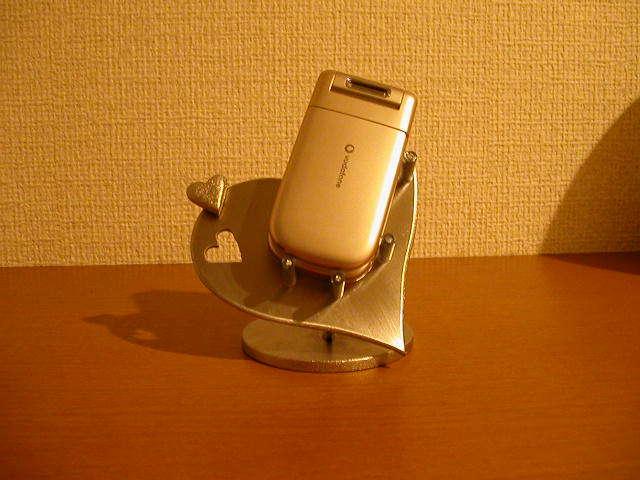 気まぐれハート携帯電話スタンド