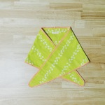 Kids scarf yellow