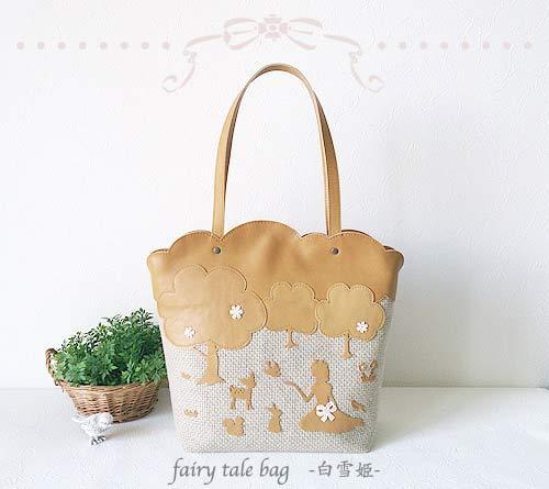 fairy tale bag -白雪姫-