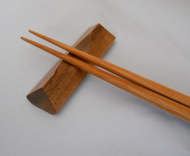 箸置き(クルミ材) 3個セット