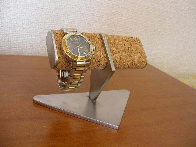 プレゼント用 腕時計スタンド 半円パイプ腕時計スタンド