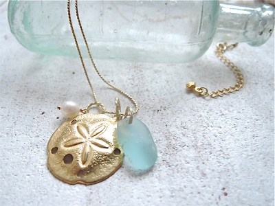 �����Seaside Necklace ���������������