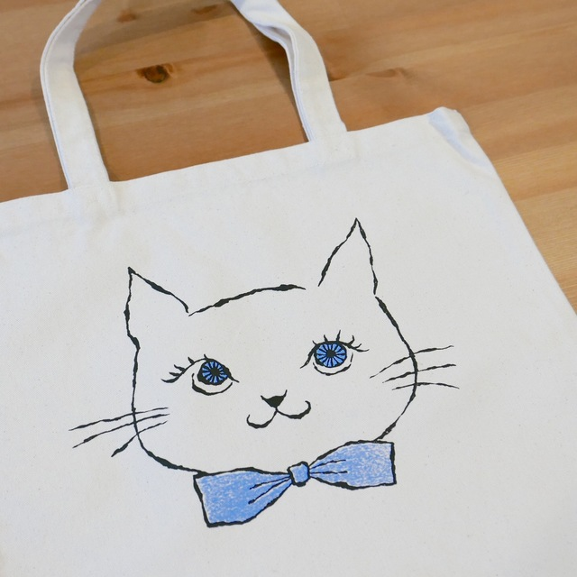 再販☆ tote bag -cat