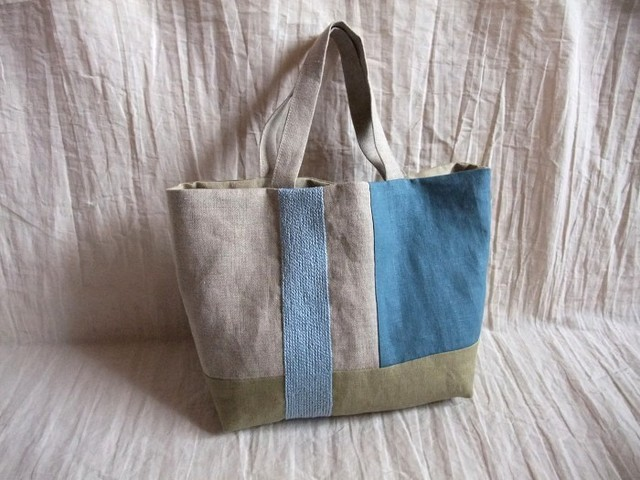 itoiro bag (ice blue)