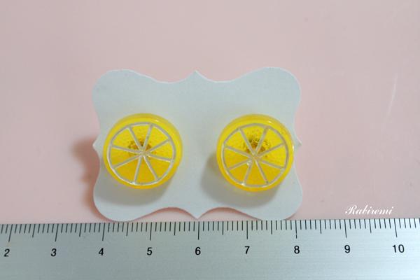 【レモンピアス】フルーツタイム♪