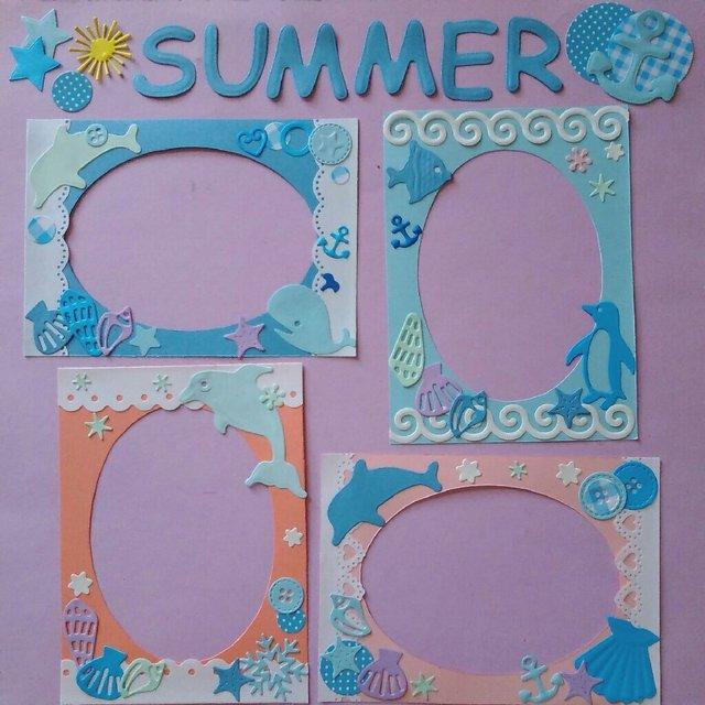 Summerフレーム+craftパーツA