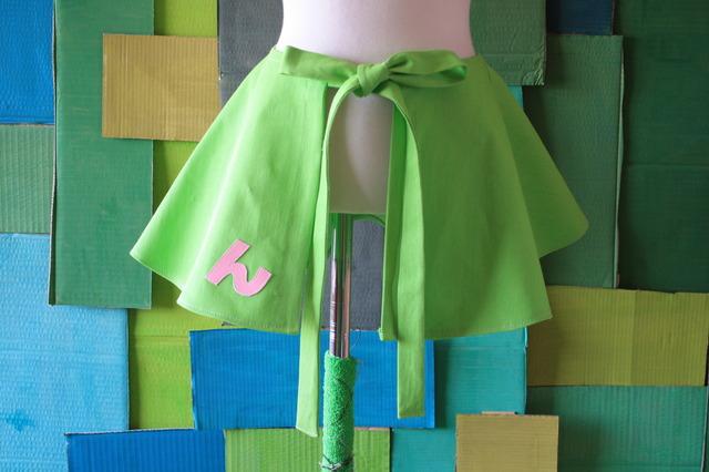 ヌノモリコトノハ 2014AC02「ん」 ぺプラムオーバースカート