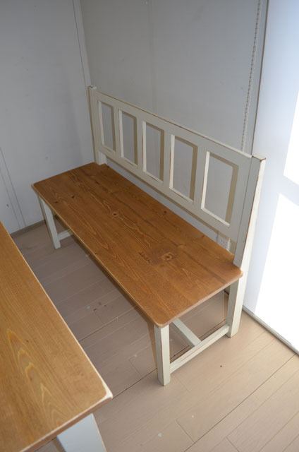 【 Dining bench 】〜 受注製作〜