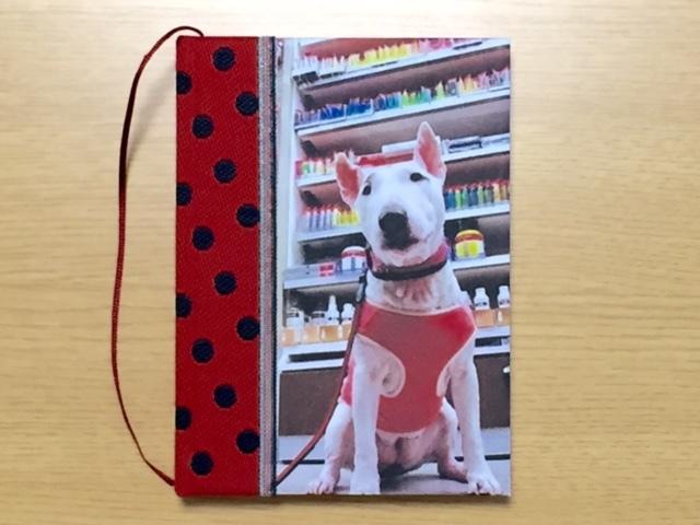 世界にひとつ! 犬・猫の可愛い手づくりノート/受注制作