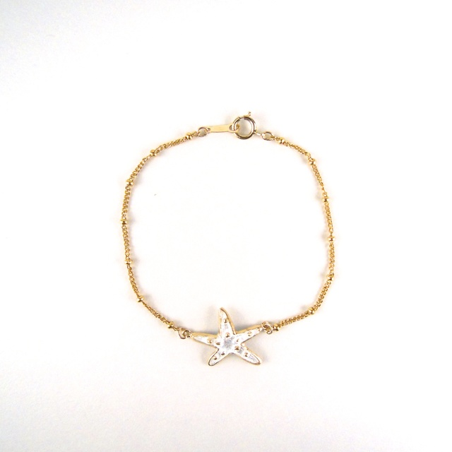 Starfish Bracelet**Winter 特別価格**