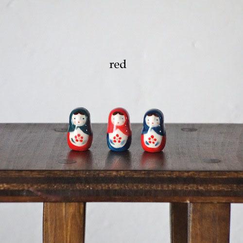 マトリョーシカのフェーブ(赤頭巾)