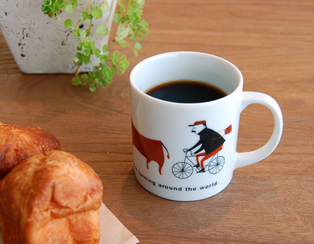 COWマグカップ