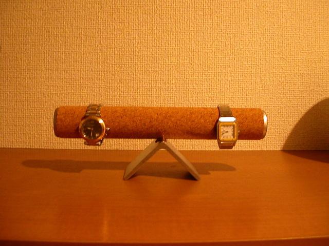 あっかんべー腕時計スタンド